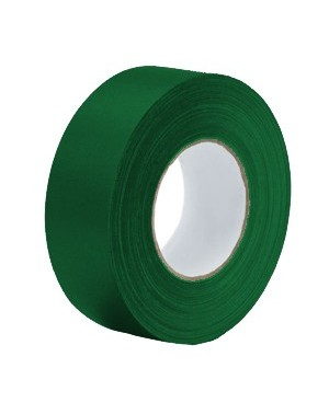 Half Case of Green Gaffers Tape