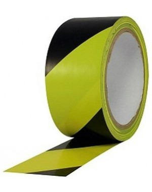 Hazard/Striped Duct Tape