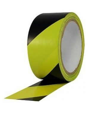 Striped Safety Warning Tapes